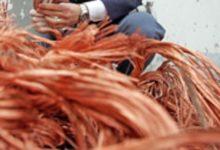 Andria – Trasportava 140 kg di rame in motorino: arrestato 37enne straniero