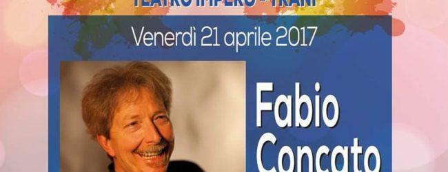 Trani – Jazz&Dintorni: stasera Fabio Concato in concerto
