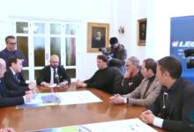 Andria – Partita della Solidarietà: presentazione dell'evento mercoledì 26 a Papa Francesco