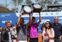 Barletta – Atp, a Cecchinato e Donati il titolo nel doppio
