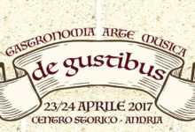 Andria – De Gustibus: gastronomia, arte e musica all'Officina San Domenico