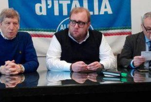 """Trani – Bufera Briguglio, Lima(FdI): """"passi con noi tra i banchi dell'opposizione"""""""