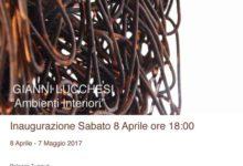 """Bisceglie – Oggi a Palazzo Tupputi la mostra """"Ambienti Interiori"""" di Gianni Lucchesi"""