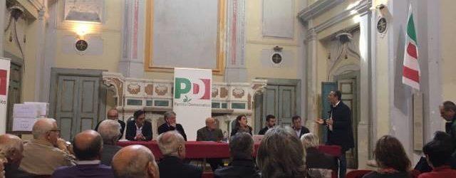 Bisceglie – Il primo congresso del Pd del sindaco Spina