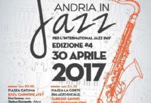 Andria in Jazz: il programma dei concerti del 30 aprile