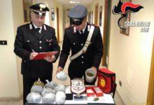 Trani – Carabinieri: nascondeva marijuana in casa. Arrestati due giovani