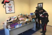 Corato – Carabinieri recuperano in un trullo farmaci rubati