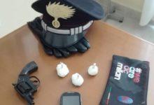 Bisceglie – Carabinieri arrestano una 22enne trovata con pistola e droga