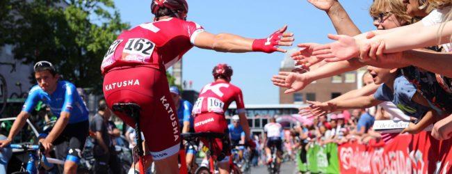 Barletta – Chiusura anticipata delle scuole durante il passaggio del Giro d'Italia