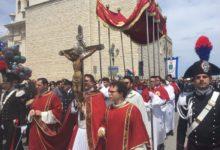 VIDEO. Trani – Migliaia di persone hanno festeggiato il SS. Crocifisso di Colonna