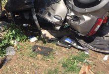 Incidente sulla ex s.s. 98 – Unibat vicina alla famiglia dell'ambulante deceduto