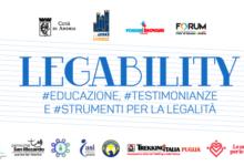Andria – Giornata della legalità: il 23 maggio c'è Legability