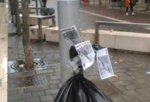 """Andria – Protesta contro la Tari: """"Importi alti e gestione dei rifiuti scadente"""""""