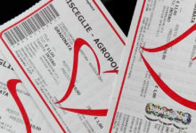 Bisceglie calcio: ultimi biglietti disponibili per gara contro Agropoli