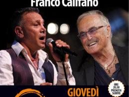 Bisceglie – Giovedì Sandro Presta canta Franco Califano