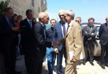 Trani – Il presidente Giovanni Canzio visita il Tribunale