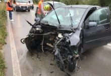 Sp Bisceglie-Andria: traffico rallentato per grave incidente