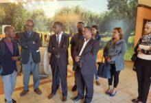 Delegazione etiope in visita ad Andria, Corato, Valenzano e regione Puglia