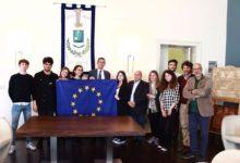 Trani – L'Europa al centro di un incontro fra sindaco e studenti del liceo De Sanctis