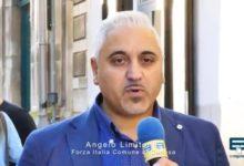 """Canosa – Il candidato consigliere Angelo Limitone presenta """"il difensore del voto"""""""