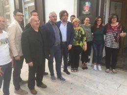 Canosa – Angelo Limitone a sostegno del candidato sindaco Silvestri