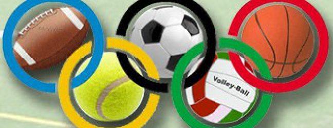 Andria – festa dello Sport allo stadio degli ulivi