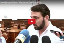 Andria – Fidelis Andria: presentato il nuovo allenatore Valeriano Loseto