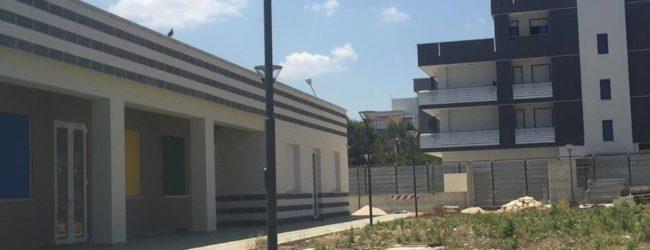 Trani – Contratto di quartiere II: asilo in stato di abbandono, mancano gli arredi