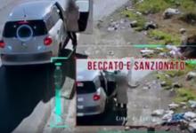 """Andria – """"La città ti osserva. E' di tutti. Non sporcarla!"""" è la campagna di sensibilizzazione contro l'abbandono dei rifiuti"""