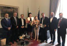 BAT – Prefettura: visita ambasciatrice Moldova in Italia