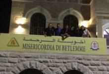 Volontari delle misericordie di Andria e Monopoli  per servizio nei musei Vaticani
