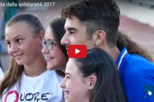 VIDEO – Quasi 30.000 euro raccolti con la partita della solidarietà: il pubblico ha vinto