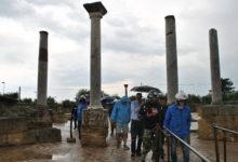 Canosa di Puglia – I Centauri del Moto Club Leoni di Sezze in visita anche nella Bat