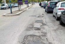 Andria – Manto stradale danneggiato: tra pericoli e degrado. Occorre intervenire con tempestività