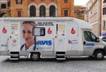 Andria – Per la Giornata Mondiale del donatore di sangue un'autoemoteca in Piazza Umberto I a cura dell'Avis