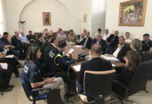 Barletta – Protezione civile, riunione in prefettura su esercitazione SISMIC e incendi boschivi