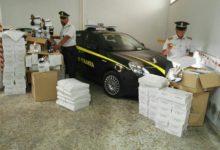 BAT – Finanza sequestra scarpe contraffatte ad Andria e Trani