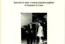 """Bisceglie – Venerdì 23 giugno presentazione libro """"Pasquale Di Luzio e la musica popolare pugliese"""""""