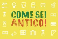 """Andria – """"Come sei antico!"""": progetto di recupero, restauro e redesign per oggetti d'arredo"""
