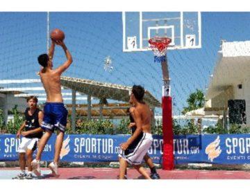 Trani – Street Basket Vol.4: Pallacanestro e divertimento in due giorni imperdibili!