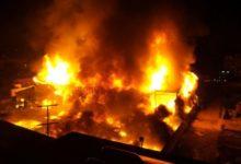 Incendio nell'avellinese: carabiniere andriese salva un'intera famiglia