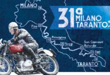 31^edizione Milano-Taranto: 250 moto d'epoca faranno tappa a Minervino