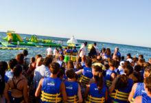 Bisceglie – Bagno di folla all'inaugurazione di Splash Sea