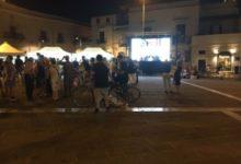 """Video – Andria, """"Festa d'estate"""" in Piazza Catuma: un successo del tutto inatteso"""