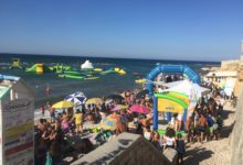 "VIDEO. Bisceglie – Inaugurato ""Splash Sea"", il primo acquapark in mare"