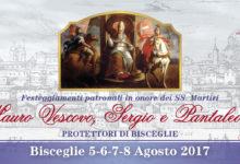 Bisceglie – Festa patronale: pellegrinaggio a Sagina rinviato al 7 agosto