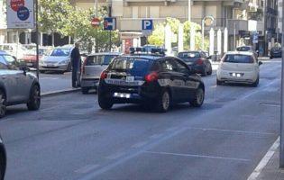Andria – Sistema Safer Place: solo oggi elevate 43 multe in città
