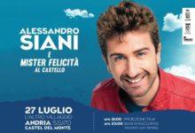 Andria – Una serata con Mister Felicità alias Alessandro Siani