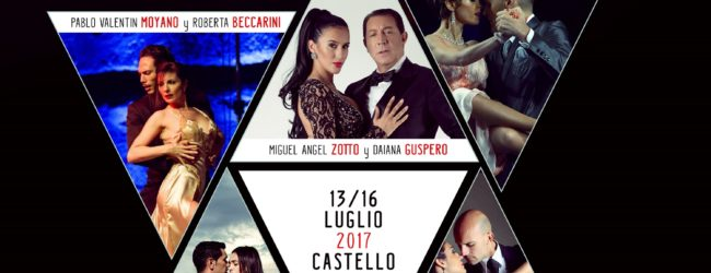Trani – Festival del Tango dal 10 al 16 luglio