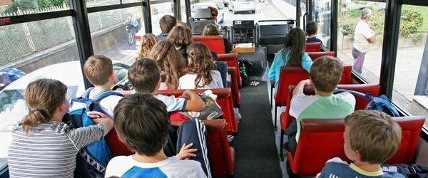 Andria – Servizio trasporto scolastico anno 2017/2018: presentazione domande  dal 17 luglio